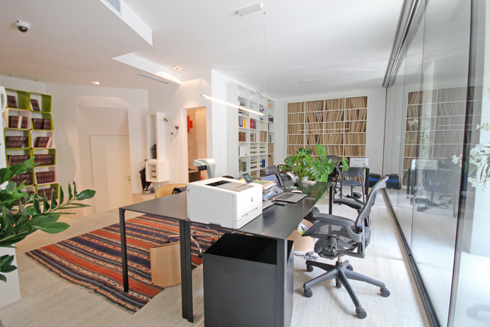 Bergamo Centro Locatelli ufficio 12